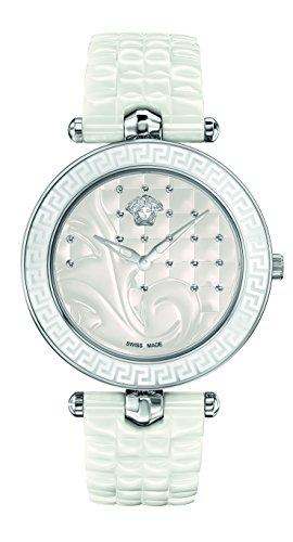 Versace Reloj los Mujeres Vanitas Ceramic VA001 0016