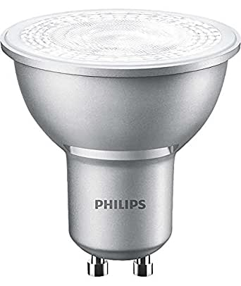 philips master led spot dimmbar cool abstrahlwinkel 60 halogen ersatz licht synthetisch gu10. Black Bedroom Furniture Sets. Home Design Ideas