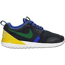 """'Nike roshe Run QS (GS) """"World Cup Brazil–Pack (703935–001)"""