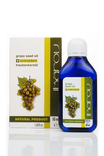 Ikarov cara Semilla Uva Aceite grasa piel normal 55ml