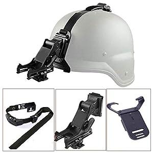 Snow Island Fast Helmet NVG Halterung für Nachtsicht-Monokular