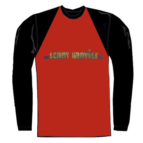T-Shirt Lenny Kravitz Motif: Back in Days