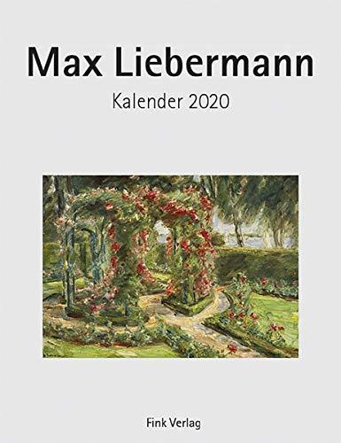 Max Liebermann 2020: Kunst-Einsteckkalender