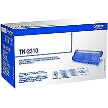 Brother TN2310 - Tóner negro (duración estimada: 1.200 páginas según ISO/IEC 19752)