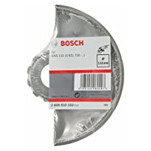 Bosch 2605510102 Protective Guards Without Cover for Grinding