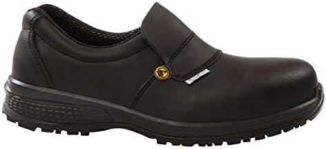 Giasco ku002o37 bajo zapatos, Medina, S2, tamaño: US 4/tamaño UK: 37, negro
