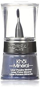 L'Oreal Kohl Minerals Powder 03 Meteorite Blue Eye Liner