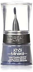 L'Oréal - Liner Poudre Minérale - Khôl Minerals - N°03 Bleu Météorite