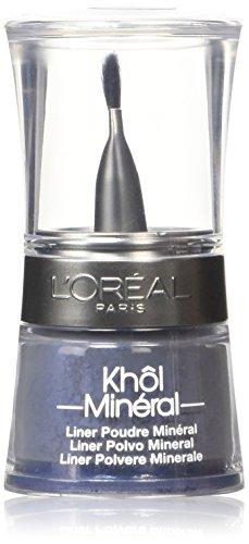 L'oreal - Kohl minerales polvo 03 meteorito ojo azul l