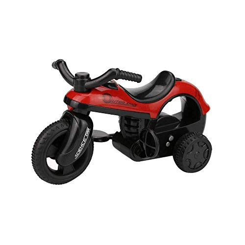 Elevin(TM) _ Toys & Joker Mini Vehicle Pull Back Bikes with Big Tire Wheel Creative Gifts for Large H