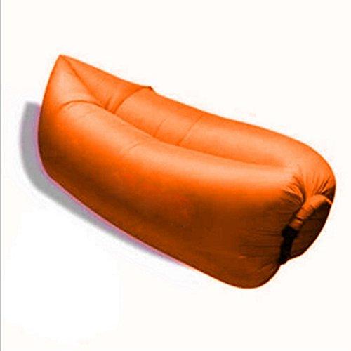 LQQAZY Tragbares Aufblasbares Luftbett-Strandtaschsofa Des Faulen Aufblasbaren Sofaschlafsacks Der Aufblasbaren Aufblasbaren Luft Des Aufblasbaren Im Freien,B