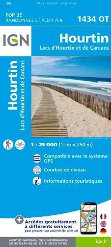 1434OT HOURTIN-LACS D'HOURTIN/CARCAN par Collectif