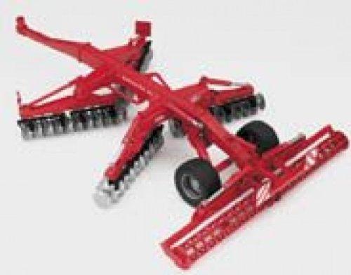 Bruder Spielwaren Kuhn discover XL Scheibenegge von Bruder Spielwaren, Spielzeug