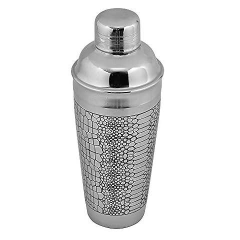 Kosma Designer Cocktail Shaker Stainless Steel   Mocktail Shaker   Drink Shaker - 750 ml
