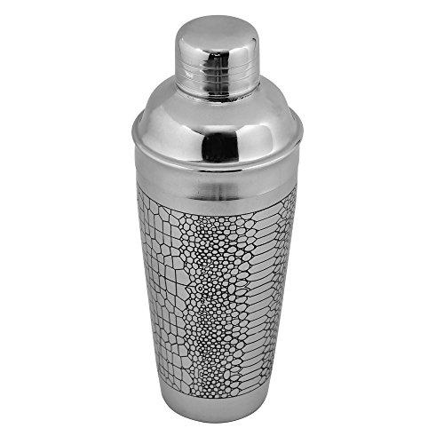 Kosma Designer Cocktail Shaker Edelstahl   Mocktail Shaker - 750 ml