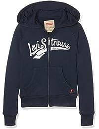 Levi's Zipper, Sweat-Shirt à Capuche Fille