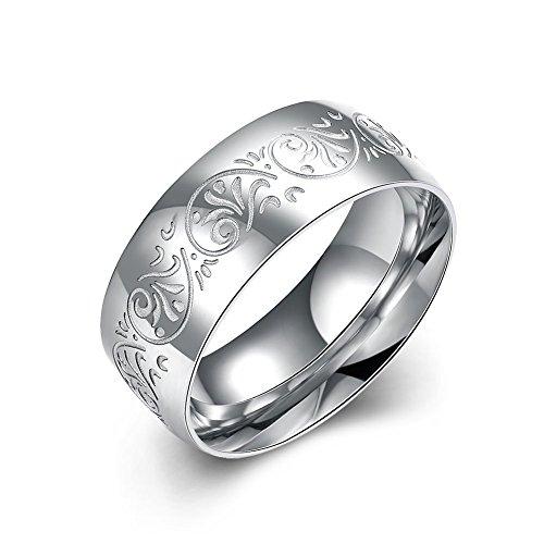 luremer-vintage-unisexe-acier-inoxydable-une-fleur-carved-bague-04001524-1