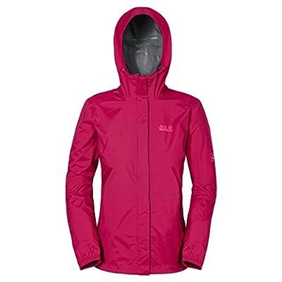 Jack Wolfskin Damen Wetterschutzjacke Cloudburst Jacket