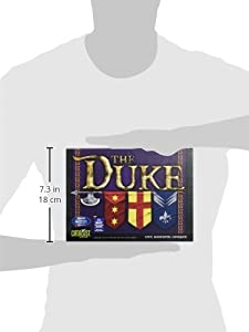 Catalyst Game Labs The Duke Board Game