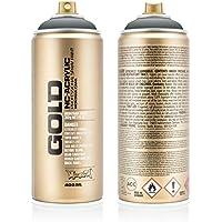 Montana Cans 285295 Spray Dose Gold 400ml, Gld400-7060-Gravel