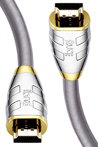 BEST HDMI Cable 1M High Speed v2.0/1.4a 18/21Gbps