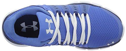Under Armour Micro G Limitless Training 2, Chaussures de Fitness Femme Bleu (Water)