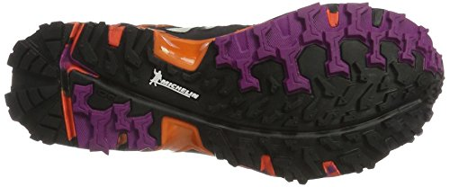 Salewa WS ULTRA TRAIN, Chaussures Multisport Outdoor femme Multicolore (Papyrus/purple Wine 7140)