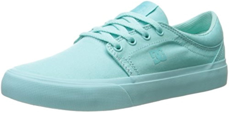DC Junge Frauen Trase Tx Lowtop Schuhe EUR: 42 Aqua