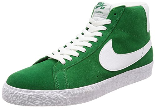 Nike SB SB Zoom Blazer Mid (864349 311) Pine G White 44