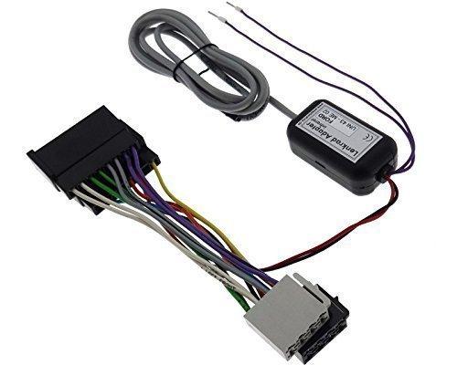 Lenkrad Fernbedienung FORD Universal Adapter Radio Kabel Stecker Interface ISO