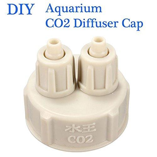 Aquarium Kronkorken für DIY Pflanzen Co2 Diffusor Luft Generator System