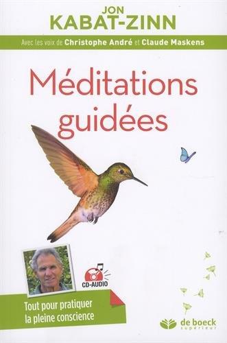 Méditations guidées par Jon Kabat-Zinn