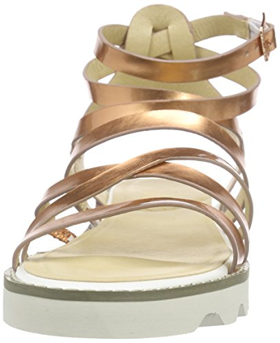 Another Pair of Shoes SaraaK2, Spartiates femme Or (copper109)