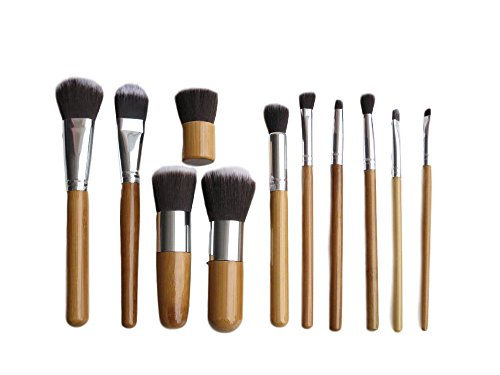 Brand New 15 Color Concealer Palette Kit with 11pcs Bamboo Brush Face Makeup Contour Cream