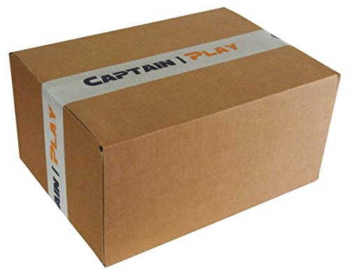 CAPTAIN PACK Überraschungspaket (Tüte Bonbons Kostüm)