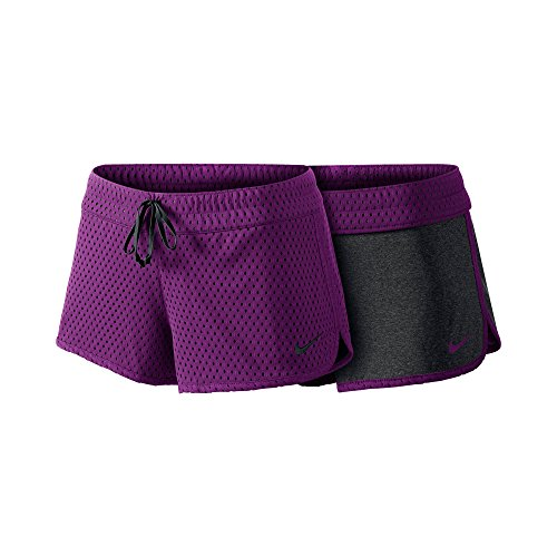 Nike Damen Reversible Training Shorts (mittel) (Shorts Nike Reversible)