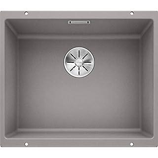 Blanco Subline 500U 523434Kitchen Sink alumetallic