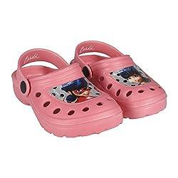 Ladybug Zuecos Tipo Crocs...