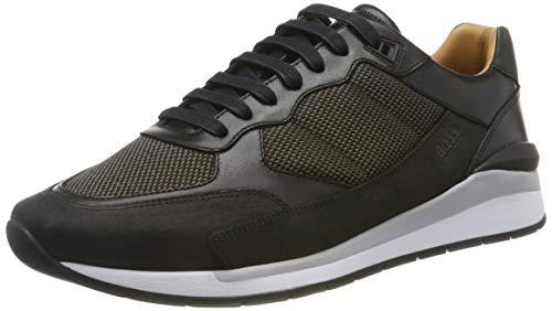 BOSS Element_Runn_numx, Herren Sneaker, Schwarz (Black 001), 39 EU (5 UK)