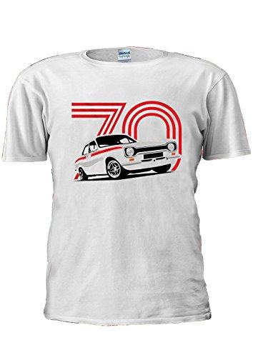70s Ford Escort Retro T-shirt UNisex