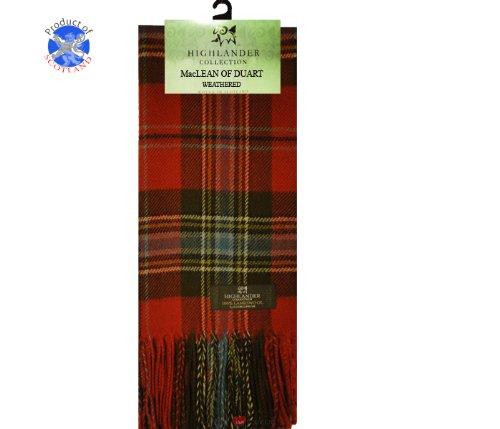 maclean-of-duart-weathered-tartan-sciarpa-lana-agnello