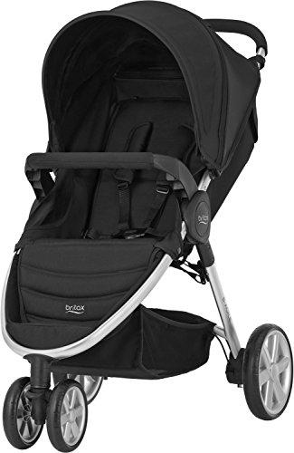 Opiniones britax b agile silla de paseo color negro - Silla paseo amazon ...