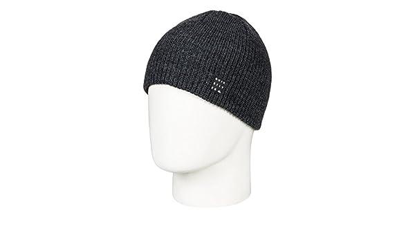 8ba7ffbb3175 Quiksilver Silas - Bonnet - Garçon Enfant 8-16 Ans - One Size - Noir   Quiksilver  Amazon.fr  Vêtements et accessoires