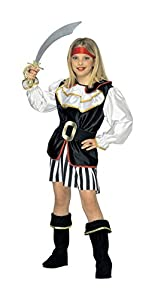 WIDMANN Widman - Disfraz de pirata para niño, talla 13 años (38738)
