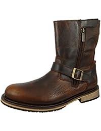HARLEY DAVIDSON Chaussures - Bottes KARL - brown
