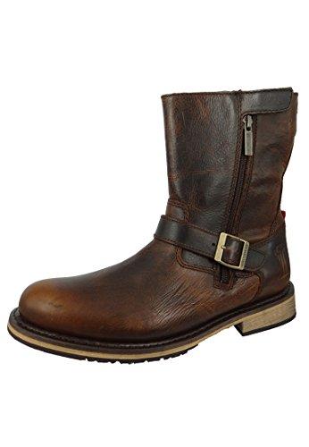 HARLEY DAVIDSON Chaussures - Bottes KARL - brown Braun (Brown)