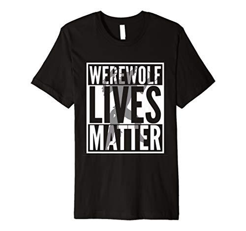 Funny Halloween Costume Ideas 2017 Werewolf Shirt