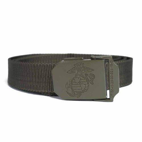 USMC Hosengürtel 30mm OLIV