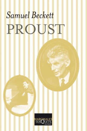 Proust: y Tres diálogos con Georges Duthuit (Marginales) por Samuel Beckett