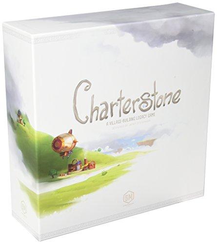Comprar stonemaier Juegos stm700charterstone Junta Juego